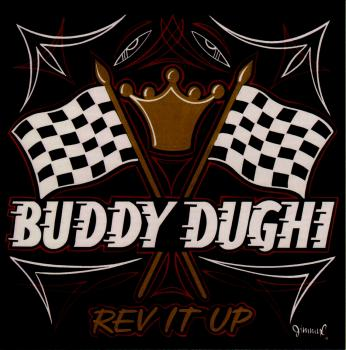 CD cover: Buddy Dughi - Rev It Up